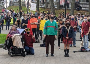 Media release: ACORN rallying to keep the rent cap