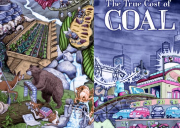 Review: The True Cost of Coal, a beautiful little book for kids of all ages
