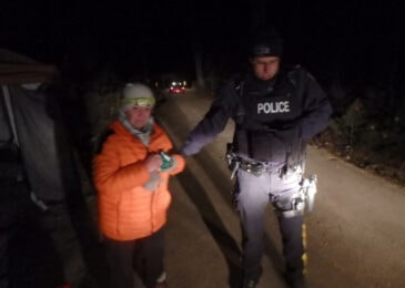 Press release: RCMP arrest nine forest protectors for peacefully refusing to honour injunction