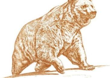 Bears Once, a poem by David Huebert