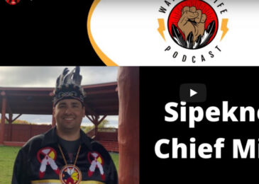 Weekend video: Dr. Pam Palmater in conversation with Chief Mike Sack of Sipekne'katik First Nation