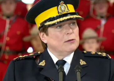 Judy Haiven: A letter to RCMP Commissioner Brenda Lucki
