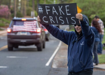 Ray Bates: Falsehoods and conspiracy theories will lead to our day of reckoning