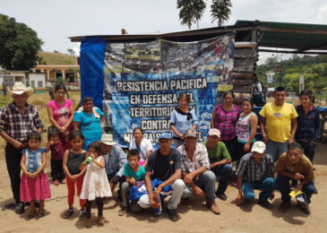 How a Maritime organization supports Xinka land defenders in Guatemala