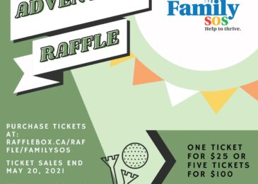 PSA: Family SOS Golf Adventure Raffle