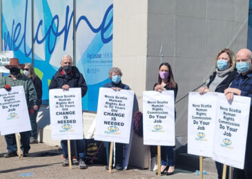 Equity Watch tells Nova Scotia Human Rights Commission, Do your job!