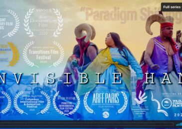 PSA: Invisible Hand: Rights of Nature Documentary Screening and Q and A