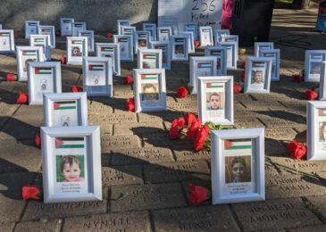 News brief: Vigil for Palestine in Halifax