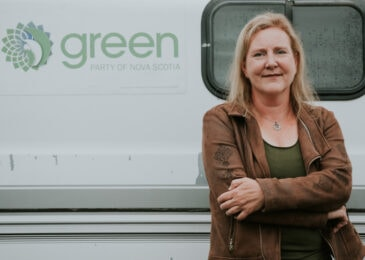 """Jessica Alexander: """"Greens have been talking about the necessity for aggressive climate action for 40 years"""""""