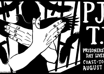 Media release: Prisoner Justice Day August 10- organized by Books Beyond Bars