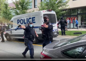 For immediate release: Disability advocates condemn police brutality