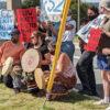 Stop violating Mi'kmaw treaty rights, rally tells DFO