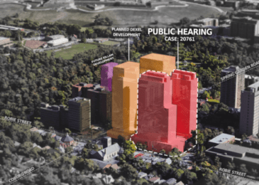 Media Advisory: At Sept 7 HRM council meeting, citizens' group will oppose four towers on single block