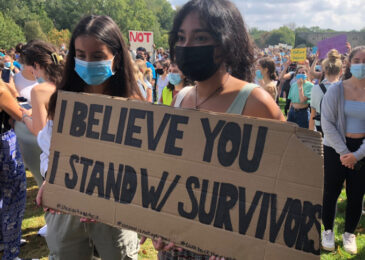 Judy Haiven: University blues – this fall's first two weeks of misogyny and sexual assault on campus…